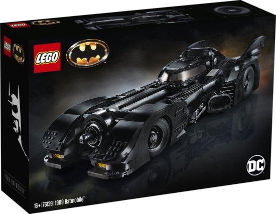 LEGO Batman 1989 Batmobile - 76139