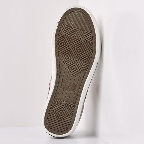 British Knights Sneakers Laag Mack Platform Wit-40