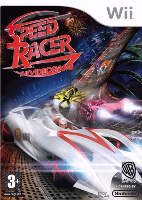 Speed Racer - De Game