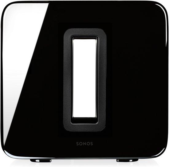 Sonos SUB 2.0 - Subwoofer - Zwart
