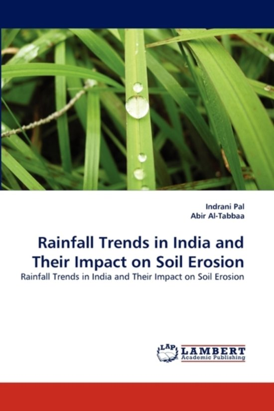 Rainfall Trends in India and Their Impact on Soil Erosion
