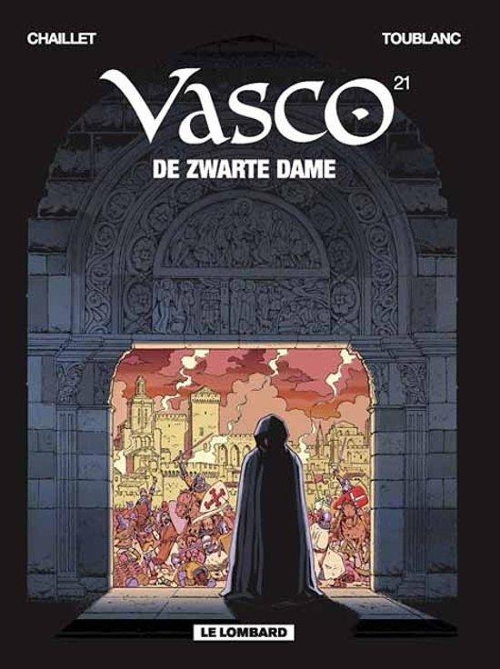 Vasco: 021 De zwarte dame