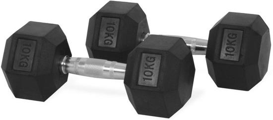 Hastings Hex Dumbbell 10kg Set