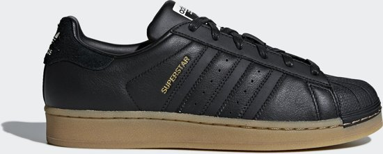 adidas Superstar W Sneakers Dames - Core Black - Maat 39 1/3