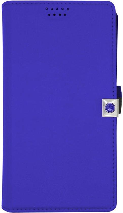 aegis Uunique Univ. Folio Wallet S Blauw