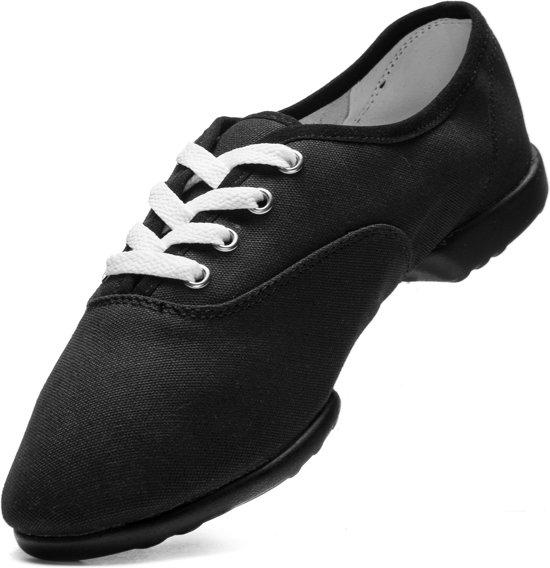 Maat zwart 5 Hop Dans Opleidings 1515 Lindy 44 Jazz Sport Schoen Sneaker Hip Bee 9 Uk qZxwPvXAW