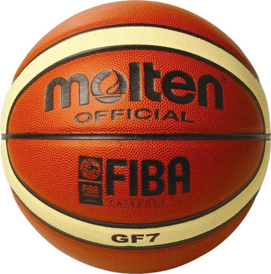 Molten Basketbal 16gd - Basketbal - Oranje