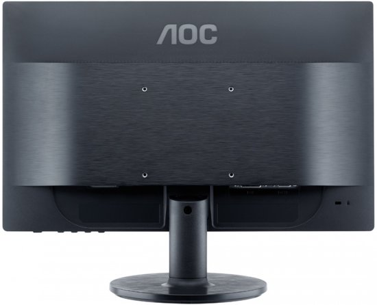 AOC M2060SWDA2 19.53'' Full HD Mat Flat Zwart computer monitor LED display