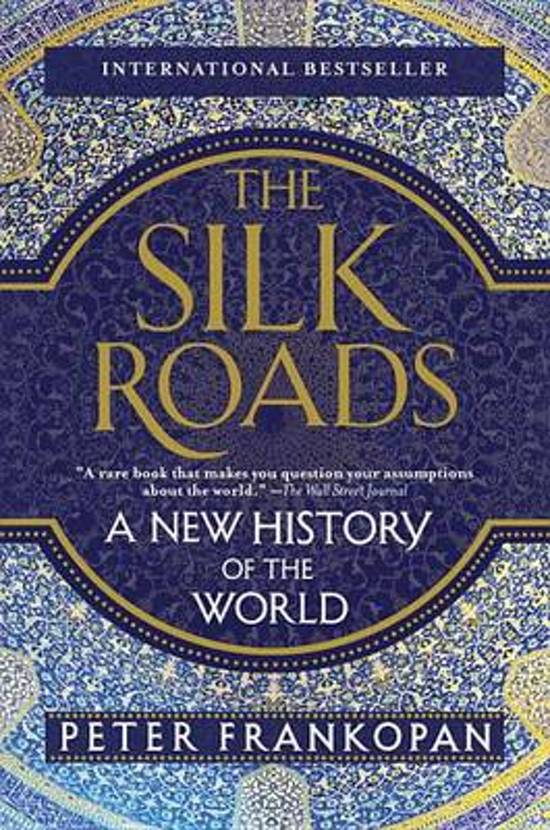 Boek cover The Silk Roads van Peter Frankopan (Paperback)