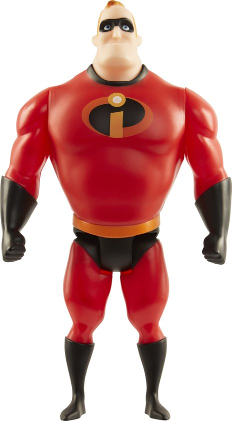 Incredibles Champion Series Figures: Mr. Incredible