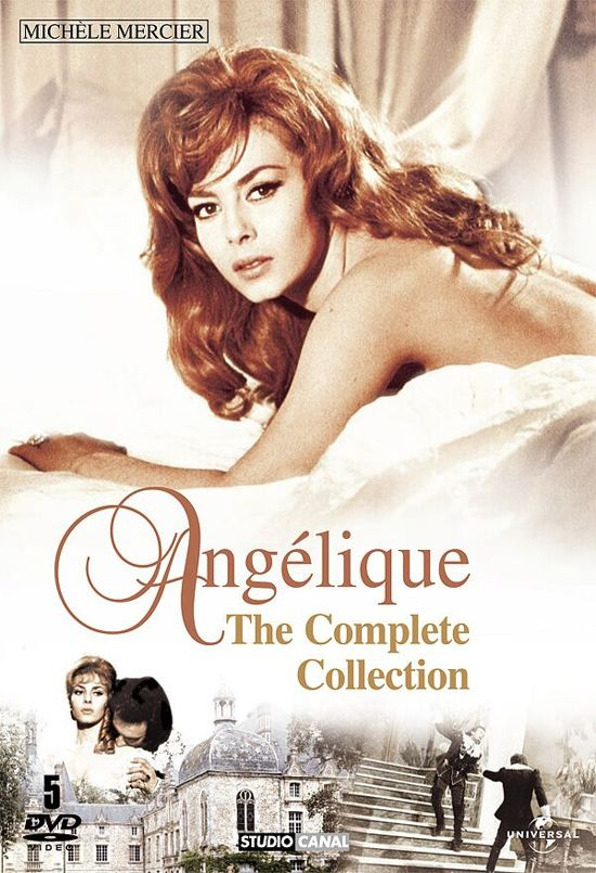 Angelique Serie