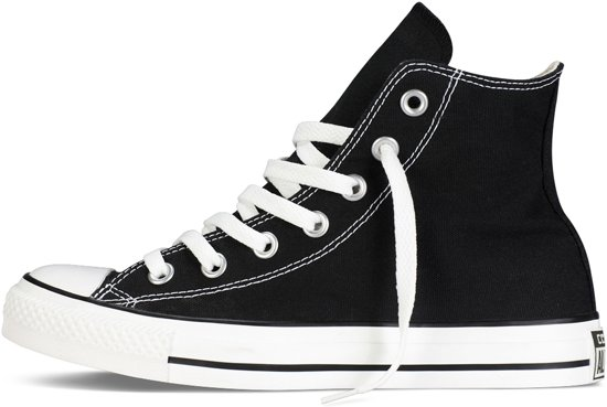 Converse Sneakers Hoog Black Star white All r7Ewv7