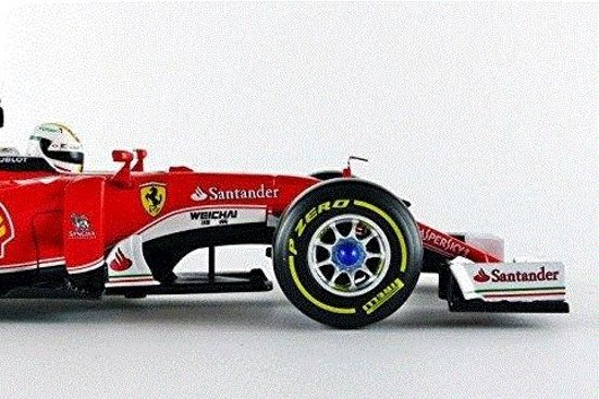 Bburago 1:18 Ferrari F1 2016 SF16-H - Kimi Raïkkönen