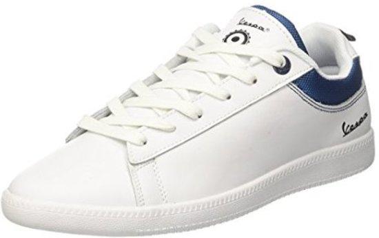 Chaussures Vespa Blanc Pour Les Hommes Festival SmpgAdkOY