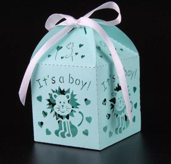 Bolcom Babyshower Geboorte Bedankjes Cadeau Doosjes Baby 25