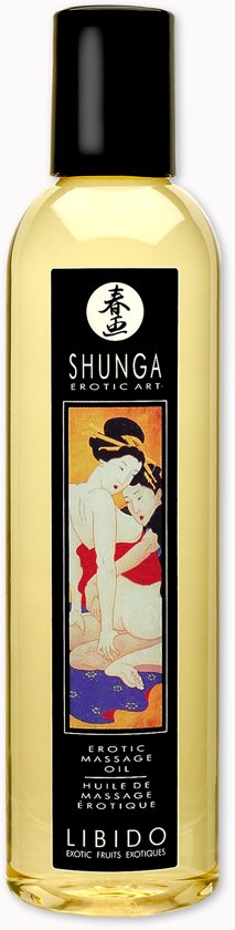 Shunga - Massage Olie Libido