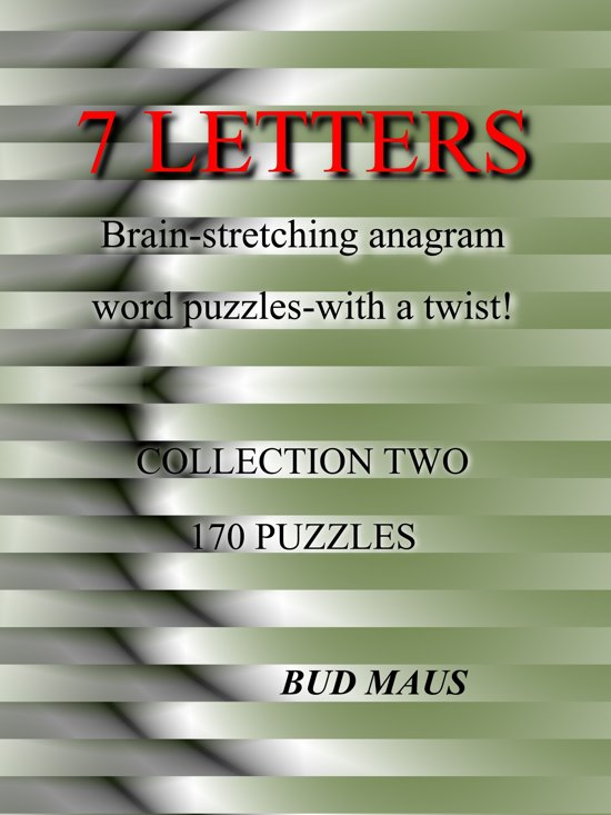 Bol 7 Letters 170 Brain Stretching Anagram Word Puzzles With