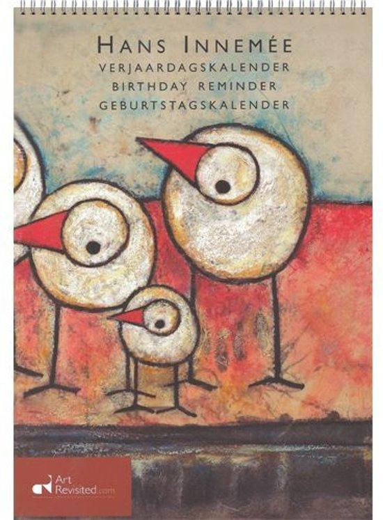 Hans Ineemee verjaardagskalender