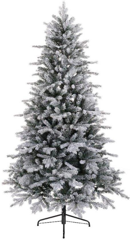 bol.com | Everlands Vermont Spruce Frosted kunstkerstboom 150 cm ...