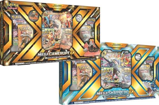 Afbeelding van het spel Pokemon Mega Premium Collection Mega Camerupt EX