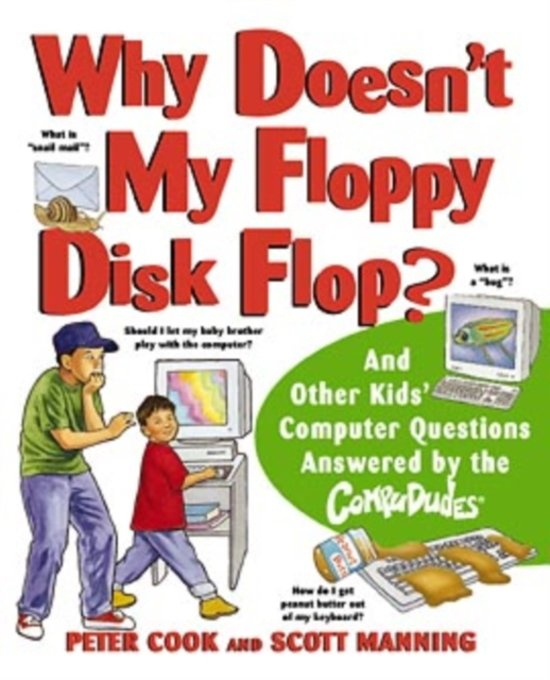 Why Doesn't My Floppy Disk Flop?