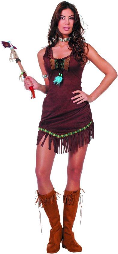 Indianen kostuum voor vrouwen - Verkleedkleding
