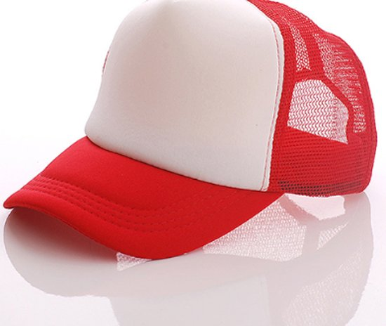Rode Pet - Snapback - Cap