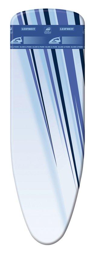 Leifheit Thermo Reflect glide & park Strijkplankovertrek - universeel - 140 x 45 cm - Assorti