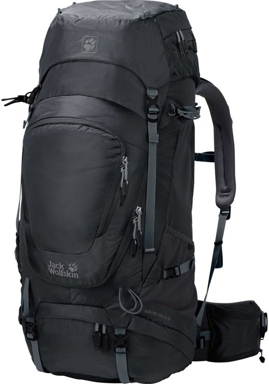d6cdeb2e171 bol.com | Jack Wolfskin Highland Trail Xt 60 Backpack - Unisex - Phantom