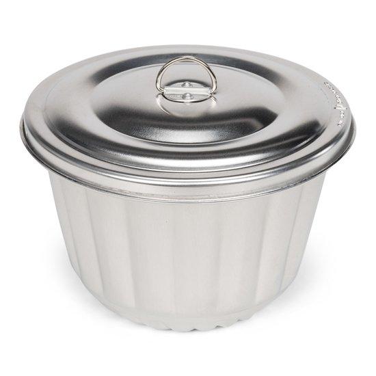 Patisse 04023 bakplaat Oven Rond - Aluminium