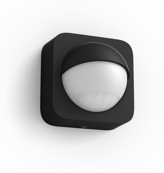 Philips Hue Bewegingssensor Outdoor - Buiten - Zwart