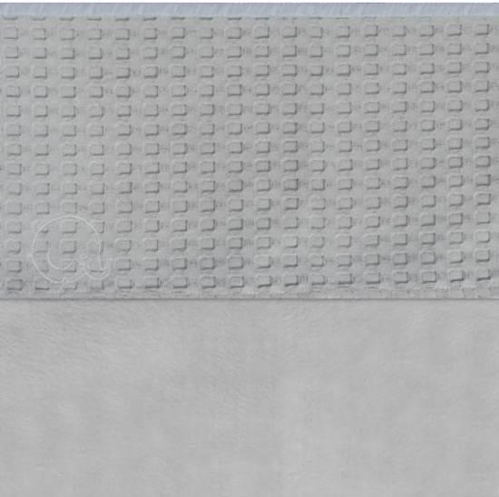 Jollein Laken 75x100cm Waffle grey