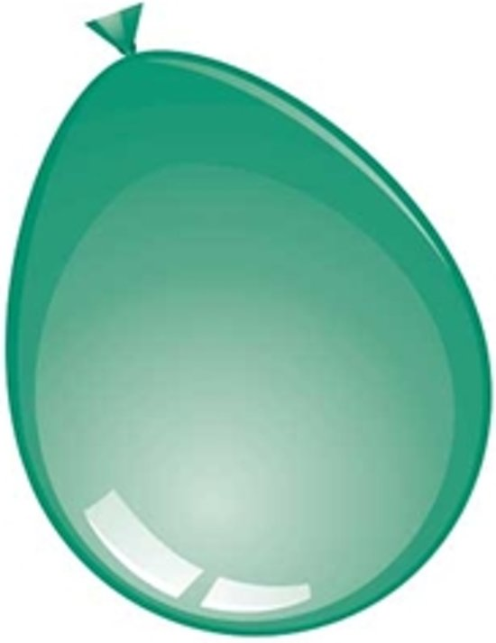 Ballonnen jadegroen (Ø30cm, 50st)