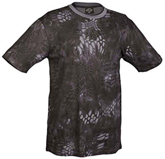T-Shirt Tarn Mandra night camo