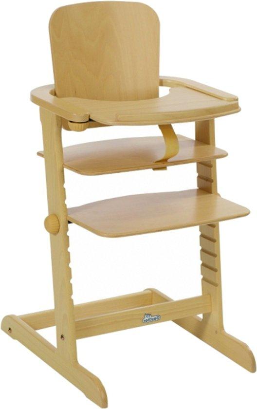 Wat Is Een Goede Kinderstoel.Bol Com Geuther Family Kinderstoel Natural