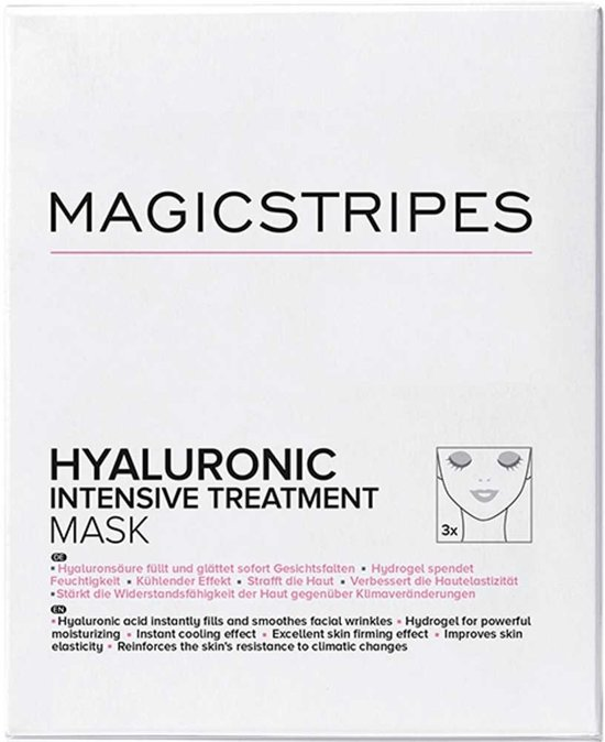 Magicstripes-Hyaluronic Mask-
