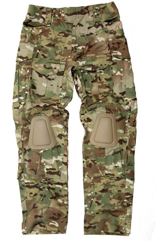 Broek 101inc Tactical Warrior Camo Multi Uq51q8w