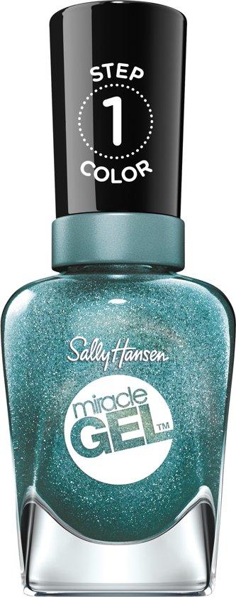 Sally Hansen Miracle Gel Holiday Decadence Gelnagellak - 066 Sprinkled with Love