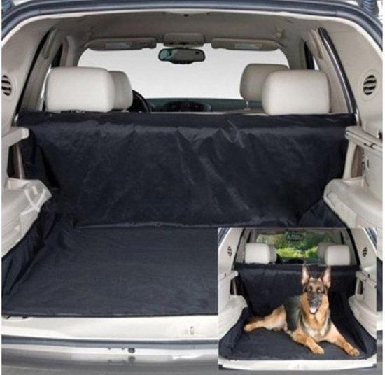 Premium Deluxe Hondendeken Autokoffer - Waterafstotende Beschermhoes