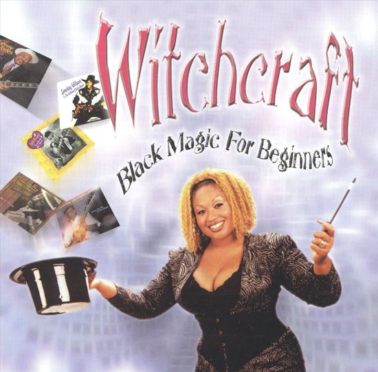 Witchcraft: Black Magic For Beginners