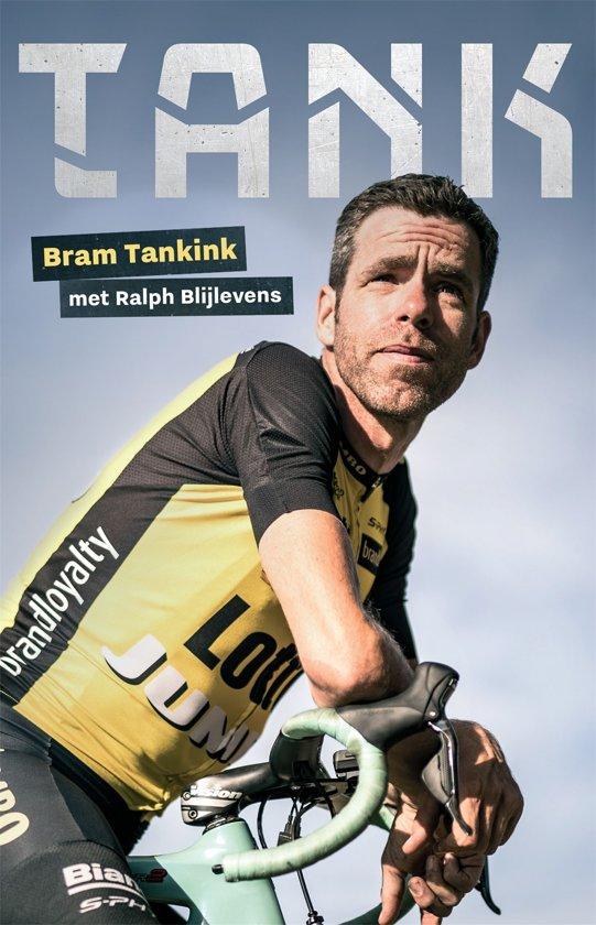 Boek cover TANK van Bram Tankink (Onbekend)