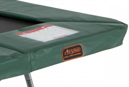 Avyna PRO-LINE trampoline 23 (300x225) Groen