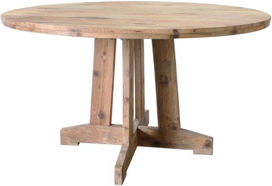 Ronde Tafel Hout : Tuinset ronde tafel petite ronde tafel hout robuuste ronde tafel