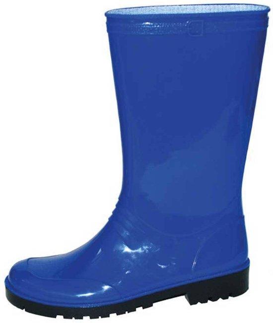 Gevavi Boots Iris Kobalt Regenlaarzen PVC Dames 37
