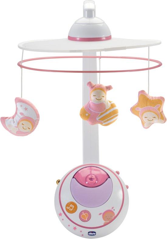 Chicco Mobiel Magic Star - Roze