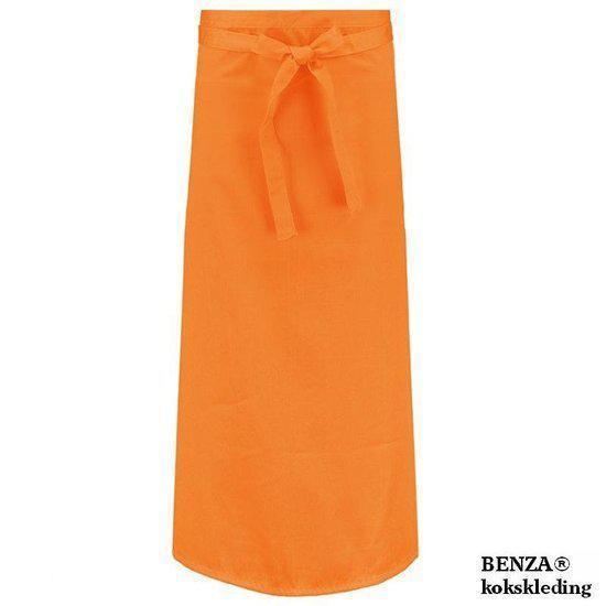 Benza France Kokssloof - Oranje - 96 x 100 cm