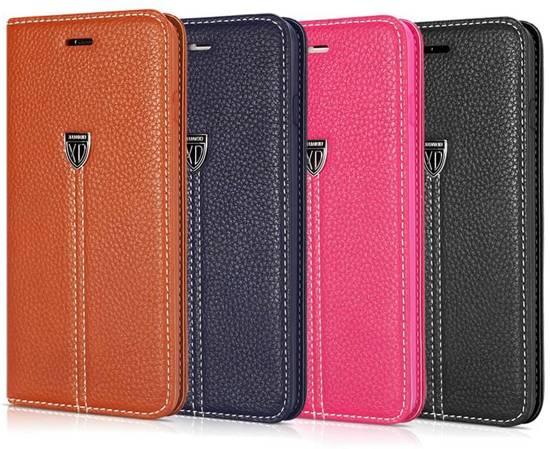 new style 83e73 7176f bol.com | Xundo Book Case IPhone 6 Plus