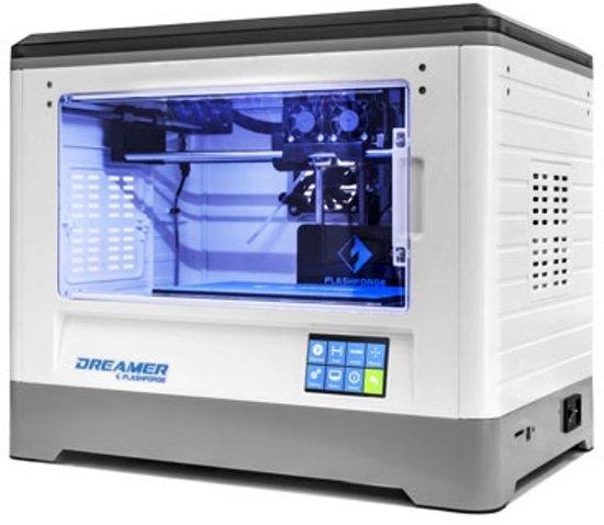 Flashforge FF-3DP-2ND-01 - 3D printer Dreamer, dubbele printkop