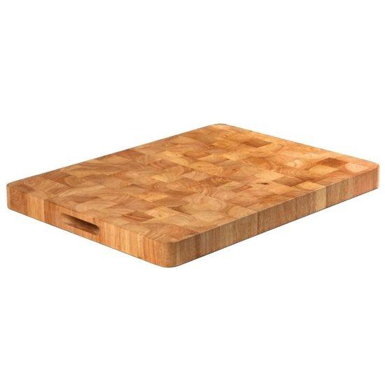 Vogue houten snijplank 61x45,5x4,5 cm