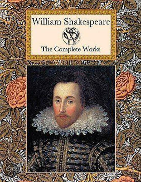 Bolcom Shakespeare Complete Works William Shakespeare